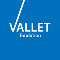 logo fondation vallet